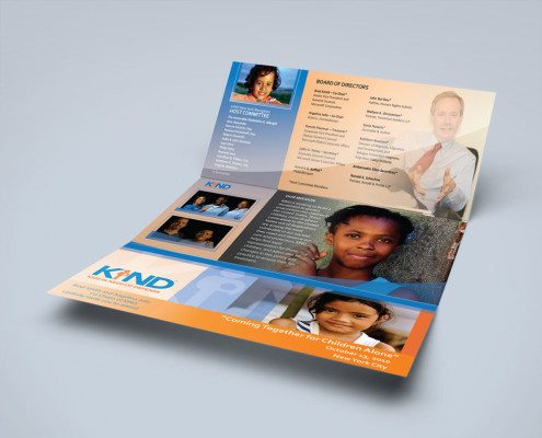 Graphic Design - Marketing Materials