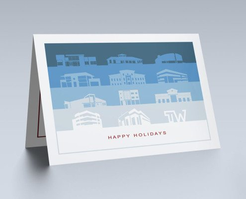 Graphic Design - Holiday Card