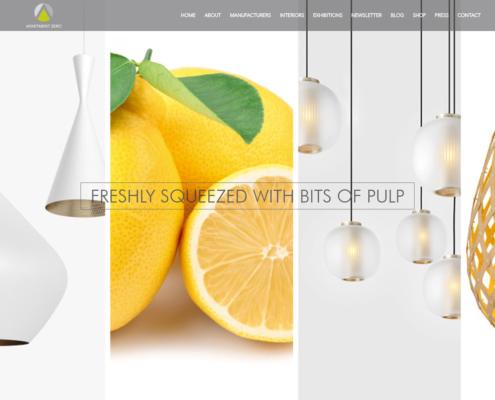 Apartment Zero - WordPress Website Design - Welcome 1