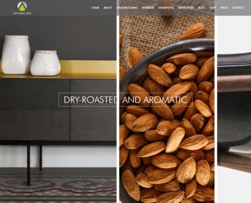 Apartment Zero - WordPress Website Design - Welcome 2